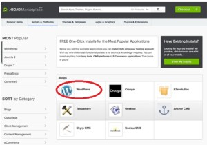bluehost-install-wordpress