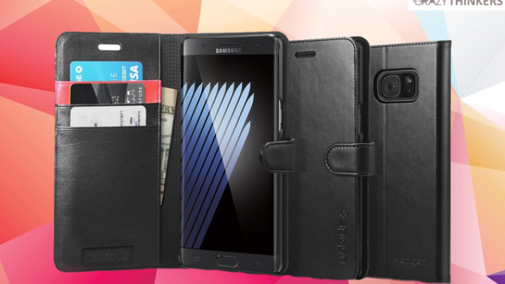 Best-10-Samsung-Galaxy-Note-7-Wallet-Cases - The Crazy Thinkers