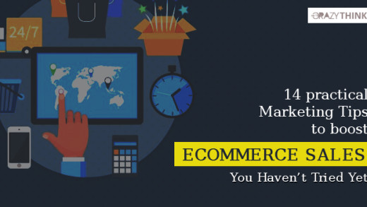Ecommerce Marketing Tips to Boost your Sales