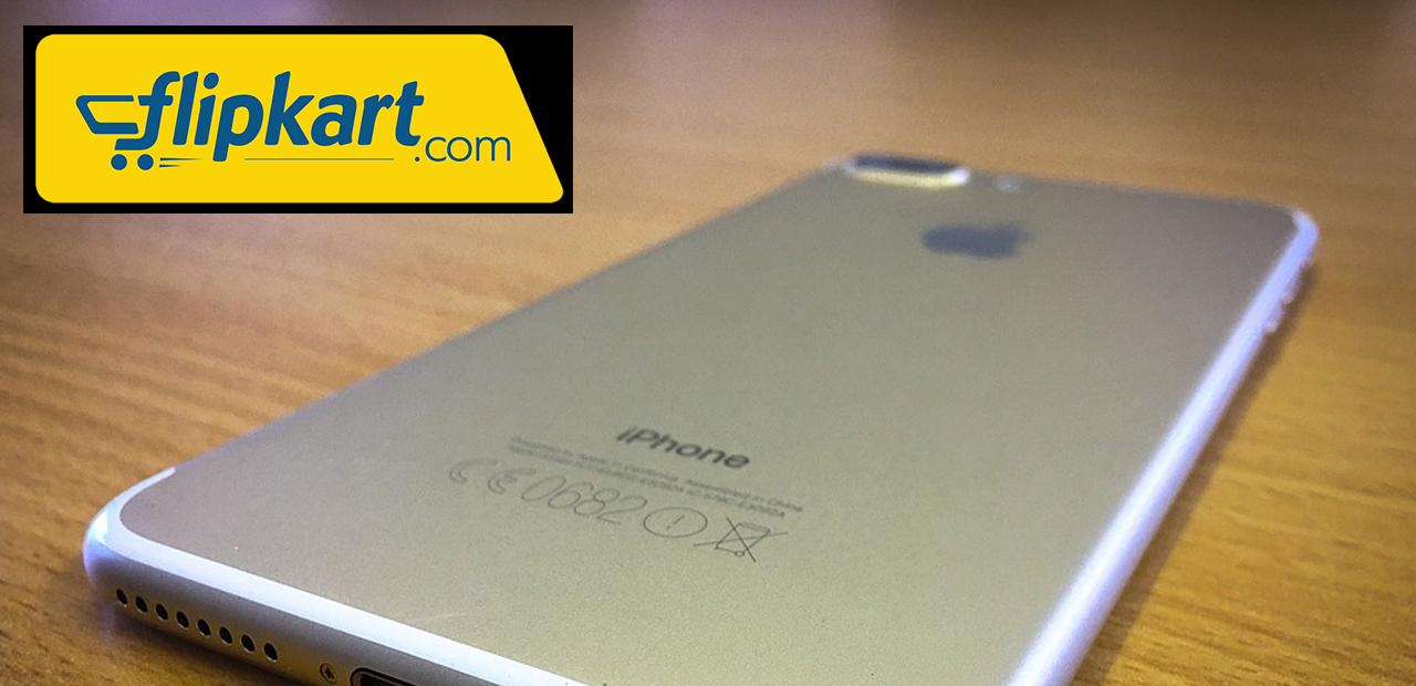apple-partners-with-flipkart-vendor-to-sell-iphone-7-7-plus-in-india-thecrazythinkers