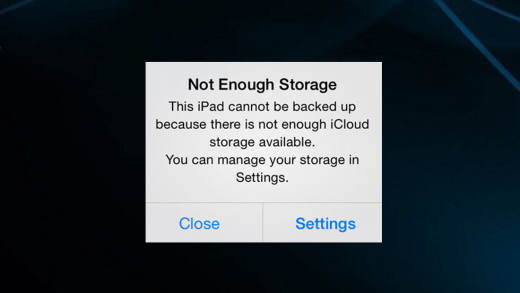 How to free up/clear space on your iPhone/Ipad without deleting photos or apps