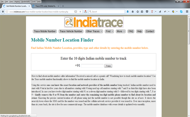 How to Trace a Mobile & Landline Number with Name, Operator