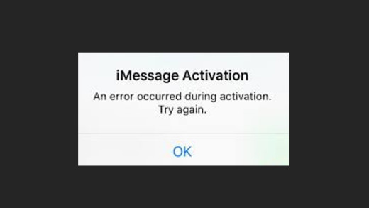 """iMessage waiting for activation / iMessage not working"" Error on iPhone"