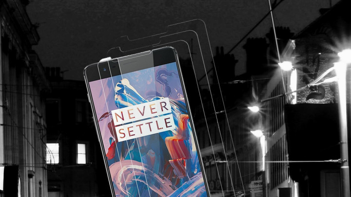 Best OnePlus 3T Screen Protectors - The Crazy Thinkers