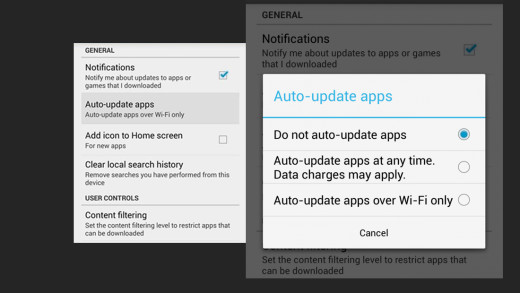 How to Disable Automatic App Updates on Google Pixel, Pixel XL