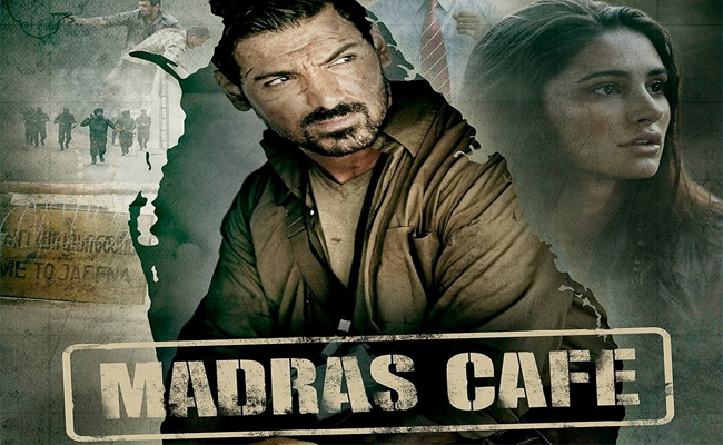 Madras Cafe movie download in tamil dubbed hindi