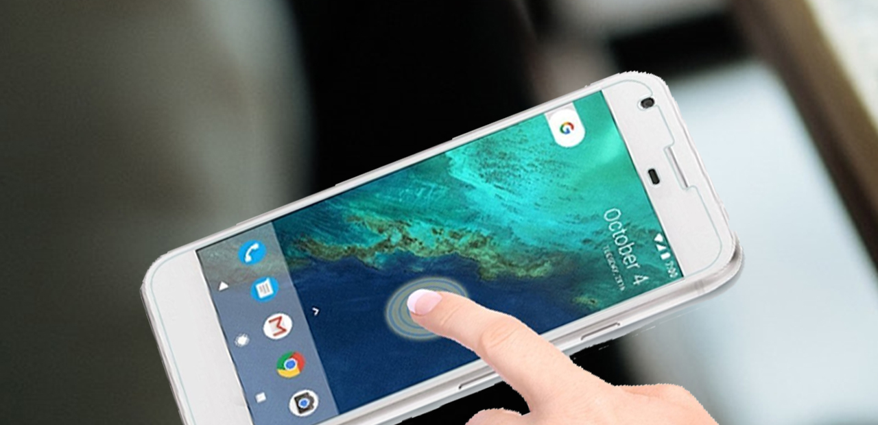 How to fix Google Pixel Touch Screen Not Working