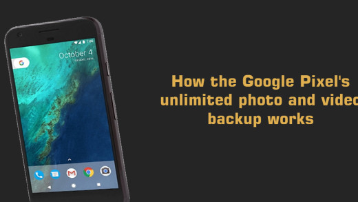 Google Pixel Features Unlimited Photo and Video Storage