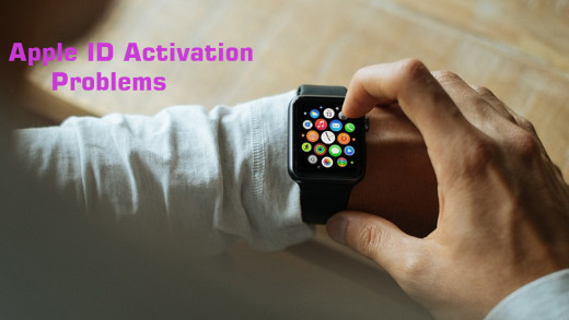 How to Fix Apple ID Activation Problems on Apple Watch
