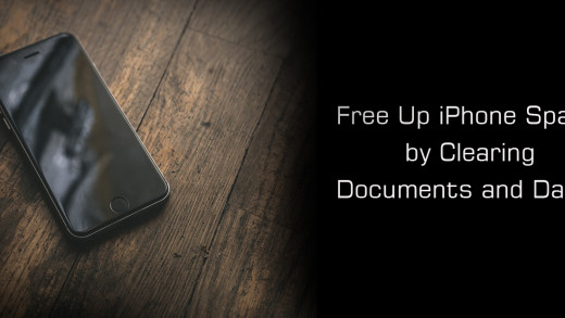 How to Free Up iPhone Space by Clearing Documents and Data