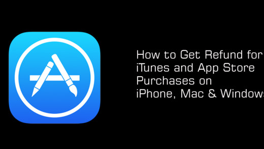 How to Get Refund for iTunes and App Store Purchases on iPhone, Mac and Windows