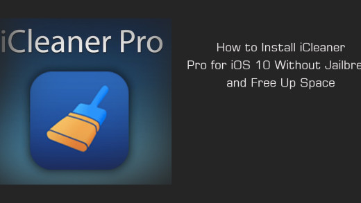 How to Install iCleaner Pro without Jailbreaking Your iPhone