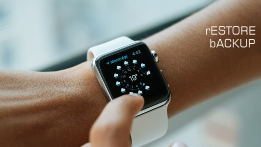 How to Restore Apple Watch from a Backup
