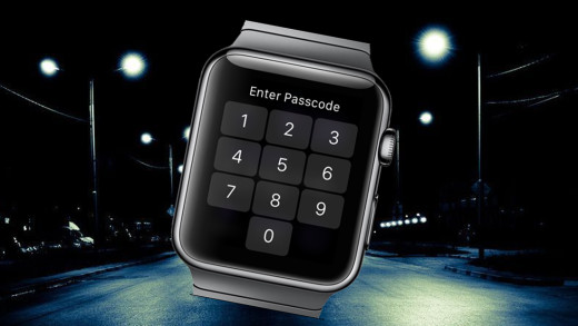 How to Set up, use or Change Passcode on Apple Watch and iPhone