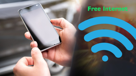 Get Free Fast Unlimited Internet for Android Phone
