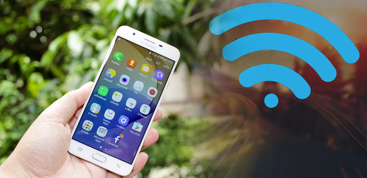 How to hack wifi password on android phones without root