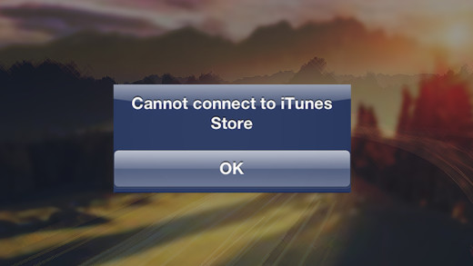 "How to Fix the ""Cannot Connect to iTunes Store"" Error"