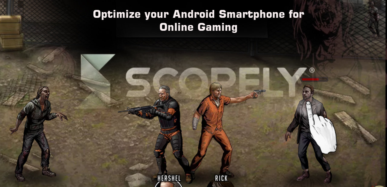 How to Optimize your Android Smartphone for Online Gaming