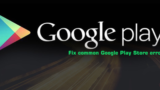 How to fix common Google Play Store error codes