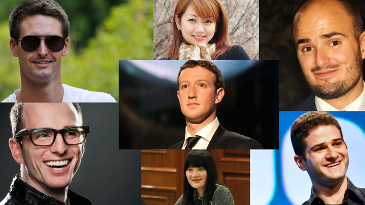 Youngest Billionaires in the World