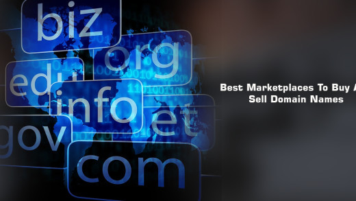 Best Marketplaces To Buy And Sell Domain Names