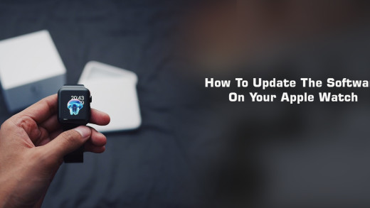 How To Update The Software On Your Apple Watch