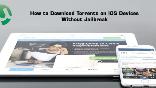 How to Download Torrents on iPhone / iPad Without Jailbreak