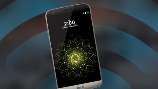 How to fix LG G5 wifi issue
