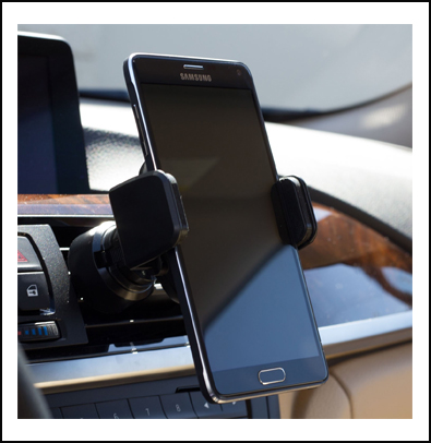 Sojitek Wireless Qi Air Vent Mount