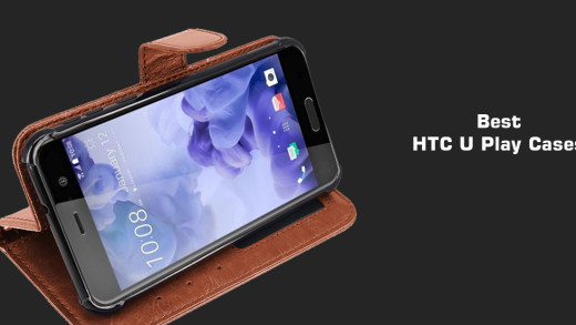 Best HTC U Play Cases