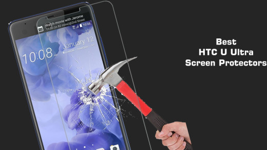 Best HTC U Ultra Screen Protectors