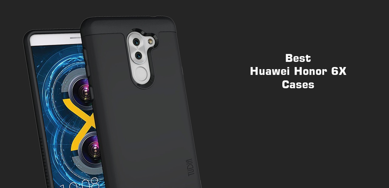 Best Huawei Honor 6X Cases