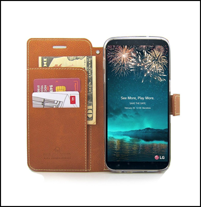 Best LG G6 Wallet Cases - 9