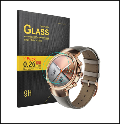 Best LG Watch Sport Screen Protectors - 5