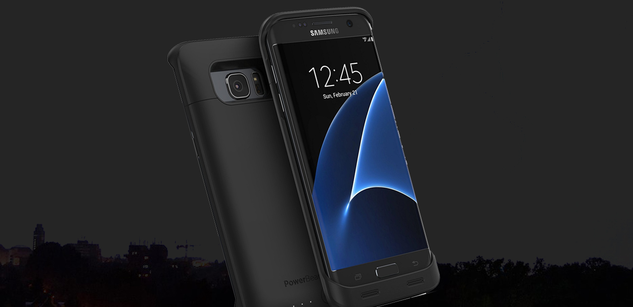 Best Samsung Galaxy S7 and S7 Edge Battery Cases