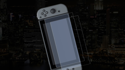 Best Screen Protectors For Nintendo Switch