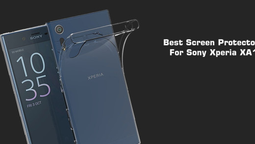Best Sony Xperia XA1 Screen Protectors