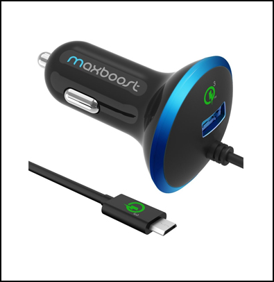 Best Samsung Galaxy S8 and S8 Plus Car chargers - 5