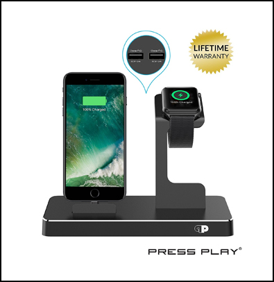 Best Apple Watch Docking Stations - 4