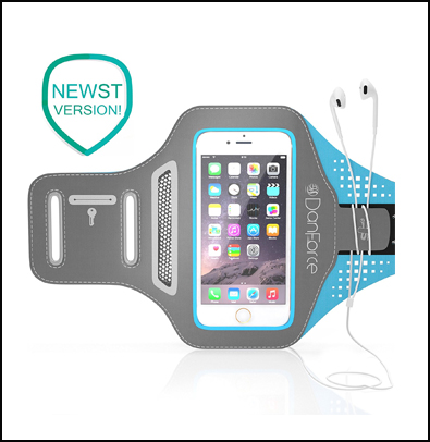 Best Armbands for iPhone7 and iPhone7 Plus - 7