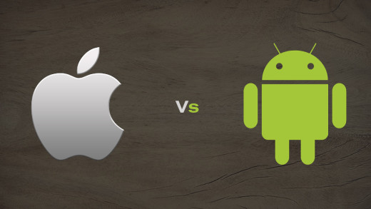 Android vs iPhone Gaming
