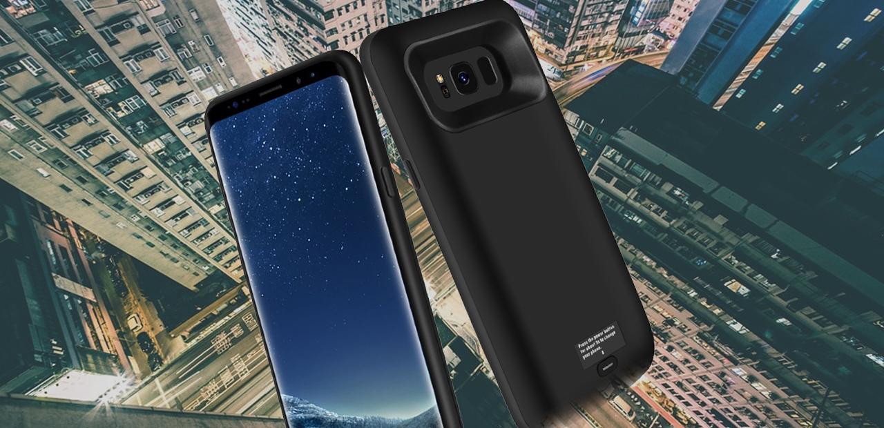 Best Battery Cases for the Samsung Galaxy S8 Plus