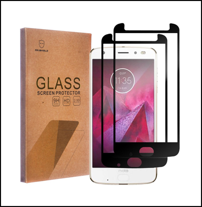 Best Moto Z2 Force Screen Protectors - 6