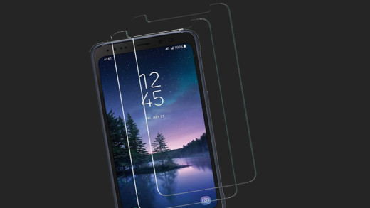 Best Samsung Galaxy S8 Active Screen Protectors